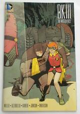 SDCC 2016 SIGNED Brian Azzarello DKIII THE MASTER RACE #2  DC DIRECT VARIANT