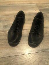 Merrell Versent Kavari Lace Leather Shoes Casual Running Trail Black J93871 SZ 8