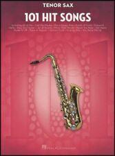 101 Hit Songs for Tenor Sax Saxophone Sheet Music Book Perry Lady Gaga