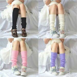 leggings Ballet Accessories Furry Ankle Knitted Wool Leg Warmers Calf Socks