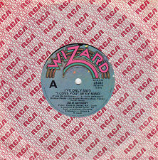 """Julie Anthony - I Only Said I Love You in my Mind - 7"""" single"""