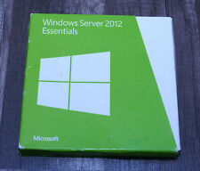 Microsoft Windows Server 2012 Essentials MISSING INSTALL DISC G3S-00141 GENUINE
