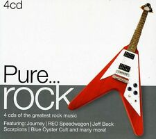 Pure Rock - 4 DISC SET - Pure Rock (2012, CD NEUF)