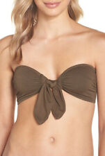 Free People Femme Willow OB796412 Bralette Solide Vert Mousse Taille XS