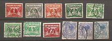Stamps Netherlands Holland Nederland Lot