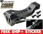 Strike Industries COBRA Black Billet Aluminum Trigger Guard Finger Rest Faster