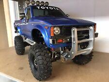Tamiya 1/10 Toyota Hilux High Lift Crawler Scaler 4x4 3-Gang Roller