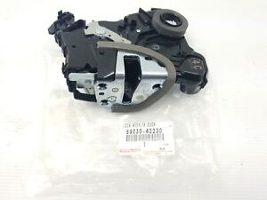 Genuine OEM Toyota Lexus 69030-42230 Front Passenger Lock Actuator Assembly