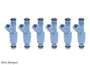 BRAND NEW GENUINE BOSCH Fuel Injectors Upgrade - Replaces injector #