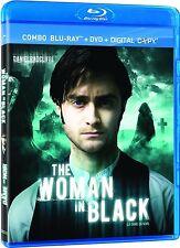 The Woman in Black (Blu-ray/DVD, 2012)