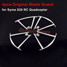 4PCS Original Blade Propeller Guard Cover Syma X20 X20-S RC Quacopter Spare Part