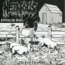 HEINOUS Feeding The Hogs - The First Three EP's CD