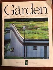 THE ROYAL HORTICULTURAL SOCIETY THE GARDEN MAGAZINE NOVEMBER 2005 RHS