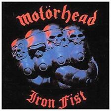 Motörhead - Iron Fist (NEW CD)
