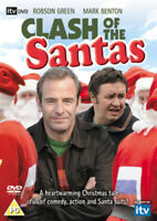 Clash of the Santas DVD (2009) Robson Green, Seed (DIR) cert 12 ***NEW***