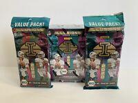 2020 Panini Illusions Football NFL Blaster Value Pack Lot Claypool ? Herbert ?