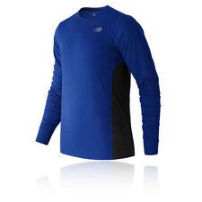 Abbigliamento e accessori blu New Balance per palestra, fitness, corsa e yoga