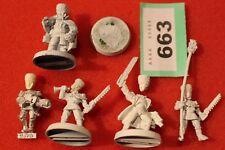 Games Workshop Warhammer 40k Praetorian Army Conversions Metal Figure WH40K OOP