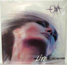 ANNA OXA - LIVE CON I NEW TROLLS - Double LP Sigillato