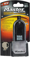 Magnum 2 in. Set-Your-Own Combination Padlock with 2 in. Shackle and Back-Up Key