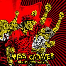 MISS CADAVER: Manifestvm Raivus CD HC Thrash Portugal Exploited RDP Sepultura