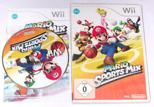 "Nintendo WII Gioco ""Mario Sports Mix"" COMPLETO"
