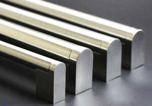 Kitchen Cabinet Handles Cupboard Door Drawer Handle Pull Knob Bedroom Uk Steel