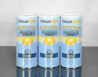 TABLE SHUFFLEBOARD SAND SALT POWDER WAX MEDIUM SPEED SAMPLER 6 PACK TWO BONUSES