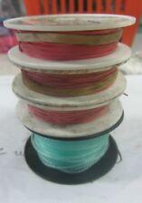Stock 4 Pz LUX-TOOLS  Corda in gomma piastrelle per muratore 20-50mt Rosa-Verde