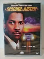 "Seconde Justice ""Denzel Washington"" DVD - Pal zone 2 - Neuf / New & selead"