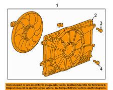 Chevrolet GM OEM 17-18 Cruze 1.4L-L4-Fan Assembly 39013323