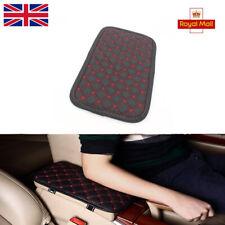 Black Car Armrest Pad Covers Universal Center Console Auto Seat Armrests Box Pad