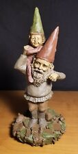 Tom Clark Gnome PAPA & PRINCESS Edition #40 1983 COA Signed Retired Daddys Girl