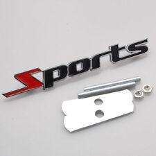 Nouveau Suzuki Sport front grill badge emblème Swift SZ SZ3 SZ4 SX4 tronc 24S