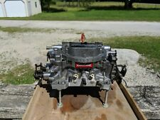 Edelbrock Thunder Series AVS Carburetor 4bbl 4v 650 CFM 1825 Mustang HO Chevelle