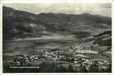 Austria Trieben panorama photo postcard