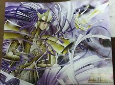 "Saint Seiya GOD POSEIDON poster  16""X20"""