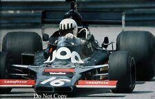 Tom pryce u shadow monaco gp 1975 photographie 3