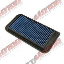 TOG TOYOTA COROLLA 1ZZFE 1.8L 2ZZFE 02-04/07 High Flow Air Filter Panel 33-2252
