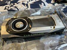 Nvidia GeForce Gtx 1080 Graphics Card (Gpu)