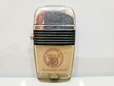 """Vintage Working Scripto Vu-Lighter """"Loyal Order Of Moose"""" Black Band"""