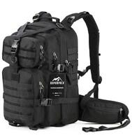 Military Tactical Backpack Army MOLLE Bug Out Bag Pack Survive Hiking Kit / Gear