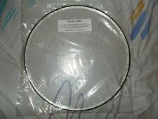 Clear Acrylic Turntable Platter. Fits SYSTEMDECK