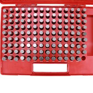 HFS(R) 125 PCS M3 .501-.625 Class ZZ Steel Pin Gage Set Plus