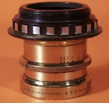 C P Goerz Dagor Doppelanastigmat Serie III No.2 F= 180mm