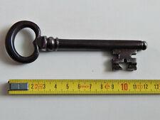 Ancienne Clé en fer forgé du XVII Siècle,clef,Château,Serrure,Antique Key