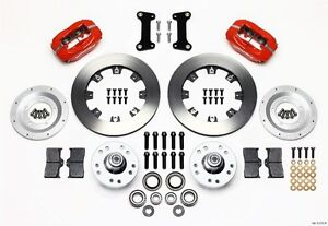 Wilwood Dynalite Front Big Brake Kit,fits1982-1992 Chevrolet Camaro