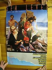 Sea Level Poster The Allman Brothers Cats On The Coast Rolling Stones Band
