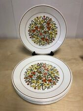 "(10) Corelle Indian Summer 10 1/4"" Dinner Plates"