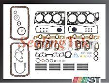 88-95 Toyota V6 3.0 3VZE Engine Full Gasket Set w/ Bolts kit 3VZ-E SOHC motor